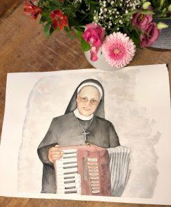 Schwester Rita Portrait